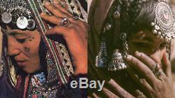 HUGE KUCHI JOB LOT Vintage Afghan Kuchi Tribal Earring Ring Hippie Indian Lot